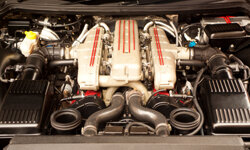 Car Engine Image Gallery Most car engines use the same basic principle: The combustion of air and fuel creates rotational force which is used to move a car. See more car engine pictures.