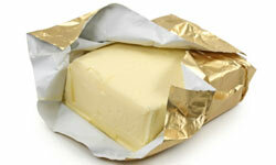Butter: for dry toast and dry skin.