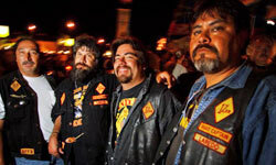 U.S. law enforcement considers the Bandidos MC one of the Big Four.
