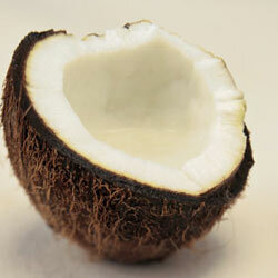 In addition to being a super food, coconut oil and butter are top notch emollients for dry lips.