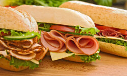 Sandwiches are an easy no-cook solution. See more pictures of healthy soups and sandwiches.
