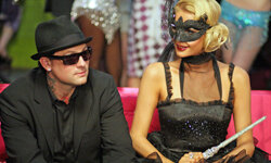 Even Paris Hilton wants to be someone else in disguise.