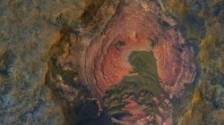 Turning Martian Soil Into Building Blocks for Colonists