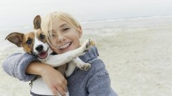 Pets Satisfy Kids More Than Their Siblings Do, Study Suggests