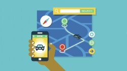 Is Uber Ditching Google to Develop Its Own Roadmaps?