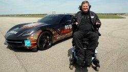 Quadriplegic Man Gets Nation's First Autonomous Car Driver's License