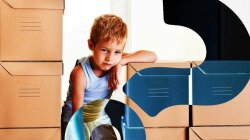 Childhood Moves Linked With Negative Life Outcomes, Study Finds