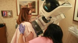 Will There Ever Be a More Comfortable  Way to Get a Mammogram?