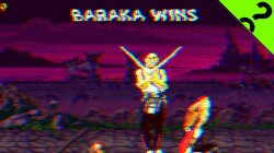 'Monster Science' Gets Familiar With Baraka From 'Mortal Kombat'
