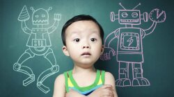 How Children's Stories Could Be the Key to Creating Ethical Robots