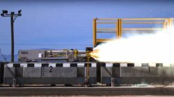 U.S. Air Force Sets Speed Record With Magnetically Levitating Rocket Sled