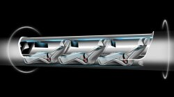 Hyperloop Hypes Test Tracks
