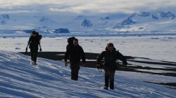 New Expedition Hunts for Dinosaurs — And More! — Beneath Antarctic Ice