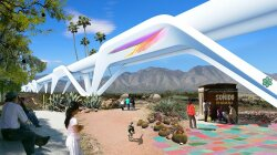 Trump Wants Border Wall; Design Collective Wants Hyperloop