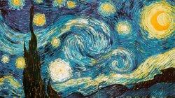 Watch This Artist Turn Water Into Van Gogh Masterpiece
