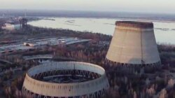 Mesmerizing Drone Footage Shows Eerily Abandoned Chernobyl