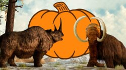 Mastodons and Mammoths Gave Their Lives So You Could Have a Pumpkin Spice Latte