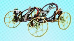Meet VertiGo, the Wheeled Robot That Defies Gravity, Drives on Walls