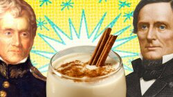 Ridiculous History: Here's Why West Point Cadets Rioted Over Eggnog in 1826