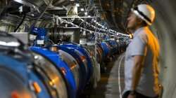 Large Hadron Collider's Spring Break Finally Ending