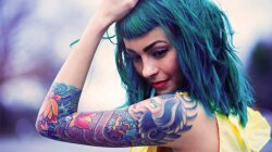 Tattoos: Telling a Story of Self-esteem?