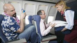 Airline Class Segregation Increases Chance of 'Air Rage' Incidents