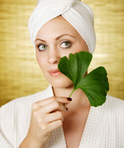 Ginkgo biloba may be effective in relieving minor depression.