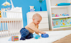 Keep your baby safe long into childhood and beyond. See more baby care pictures.