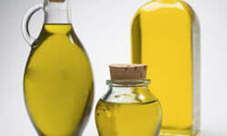 Vegetable oils can help lubricate the intestines.