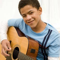 Encouraging your preteen to explore different hobbies will help him to develop his interests and boost his self-esteem.