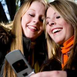 A cell phone canhelp you stay in touch with your teen, but you should still monitor how and when it's being used.
