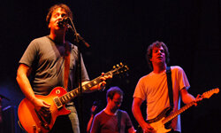 Gene (left) and Dean Ween performing in Chicago, Ill., in 2006.