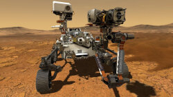 NASA's Perseverance Rover to Search for Signs of Ancient Martian Life
