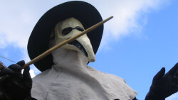 17th-century Plague Doctors Were the Stuff of Nightmares