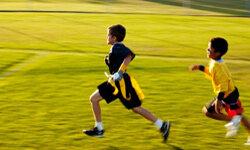 Organized sports help kids develop discipline and a winning attitude.