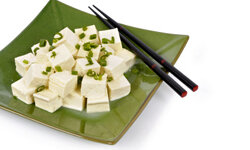 Plain tofu may not look very appetizing, but there are endless ways to dress it up. See more pictures of easy weeknight meals.