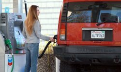 How much does it cost you to fill up your tank?