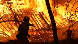 Private Firefighters Have Been Dousing Flames for Decades