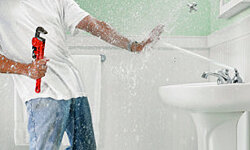 Plumbing mistakes can be really costly -- and cause an incredible amount of damage.