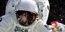 Astronaut Pee and Yeast Could Revolutionize Our Future in Space