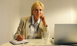 There are countless Web sites and other publications that need a doctor's knowledge and expertise.