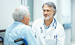 Hospitalists become familiar with a specific location and generally have flexible hours.