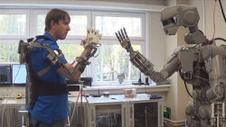Russia Sending Humanoid FEDOR Robot into Space
