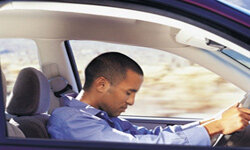 We know you've got somewhere to go, but driving drowsy can be just as dangerous as driving drunk.