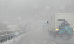 Bad weather can be especially dangerous for highway drivers.
