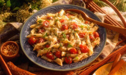 This is definitely not your average pasta salad.