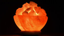Himalayan Salt Lamps: Health Benefits or Hype?