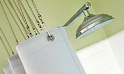 You don't need to toss that moldy shower curtain. Clean it and keep grime at bay with these tips.