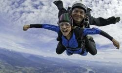 Get your adrenaline pumping with your partner!