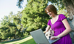 Social networking sites keep your information in front of people no matter when or from where they log in.